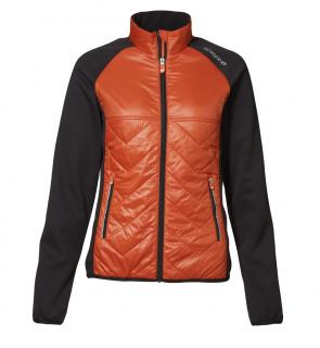 Geyser Woman Cool Down Jacket XXL Orange