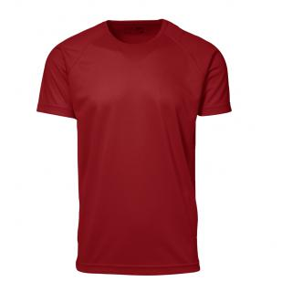 GAME Active T-Shirt Rot 3XL