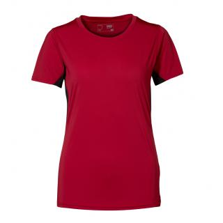 GAME Active T-Shirt | Lady Mesh Rot S
