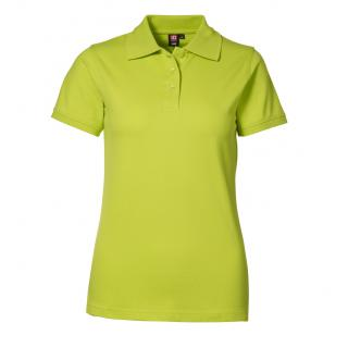 Piqué Poloshirt | Lady Stretch Lime XS