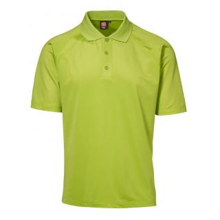 ID Tech® Poloshirt Lime S