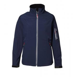 Soft Shell-Jacke | Lady Kontrast Navy 2XL