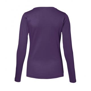 Interlock T-Shirt | Lady Langarm