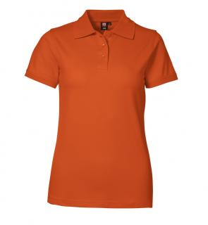 Piqué Poloshirt | Lady Stretch