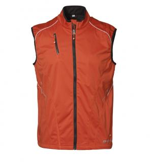Geyser Man Soft Shell Running Vest